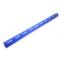 Szilikon összekötő, egyenes TurboWorks Kék 76mm 100cm